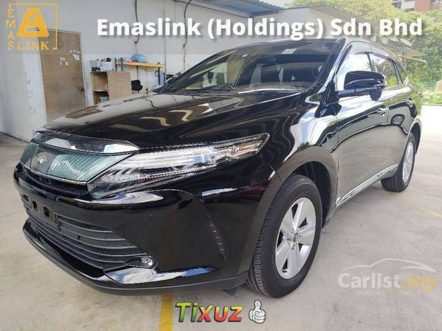 2018 Toyota Harrier 2.0 Elegance SUV GRED 5A CAR FREE 3 YEARS WARRANTY POWER BOOT 360 SURROUND CAMER