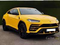 2020 Lamborghini Urus 4.0 V8 BiTurbo AWD 23 Inch Rim Brand New Condition 885 Km Mileage Only Unregis
