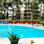 Practical And Reasonably Priced 2 Bedroom Apartment + Tennis + Pool + Garden Etc In Central Ikoyi @N