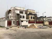 Classic 5 Bedroom Detached Duplex With Swimming Pool And Gym