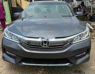 Foreign Used 2015 Dark Grey Honda Accord for sale in Oyo.