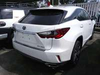 Foreign Used Lexus RX 2018 Model