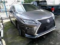 Super Clean Direct Tokunbo Lexus RX 2017 Model