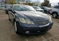 Foreign Used 2008 Lexus ES for sale in Lagos.
