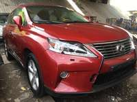 Foreign Used 2012 Red Lexus RX for sale in Lagos.