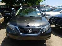 Direct Tokunbo Lexus RX 2010 Model for sale
