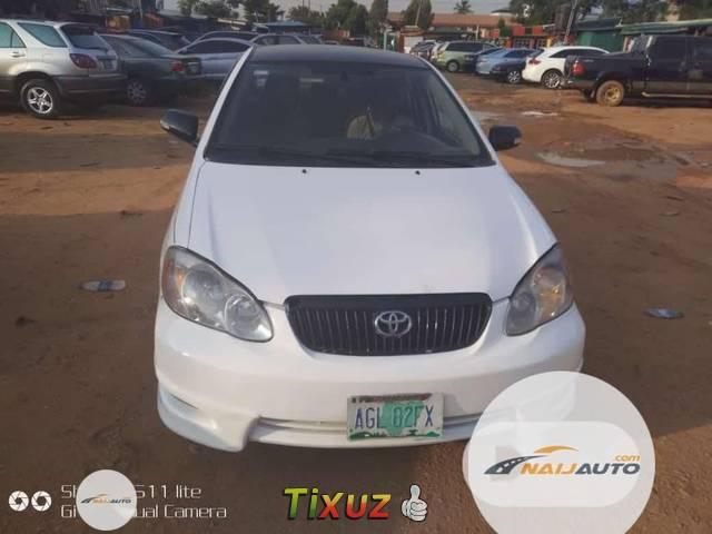 2007 Toyota Corolla for sale in Ikeja