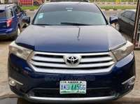2011 Toyota Highlander for sale in Ikeja