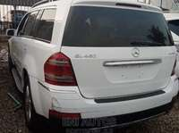 2008 Mercedes-Benz GL-Class for sale in Lagos