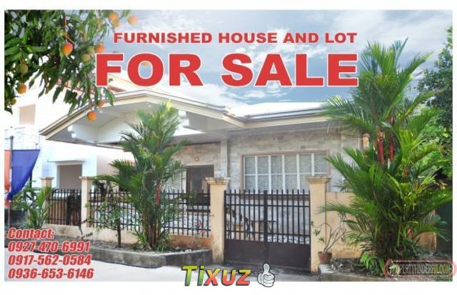 furnished house and lot for sale near aguada and kabilang ibayo beach for direct buyer