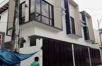 New 3 Bedroom Townhouse in Tandang Sora near Bayan Palengke Visayas Avenue