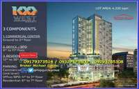 Makati Condominium For Sale by Filinvest 100 West