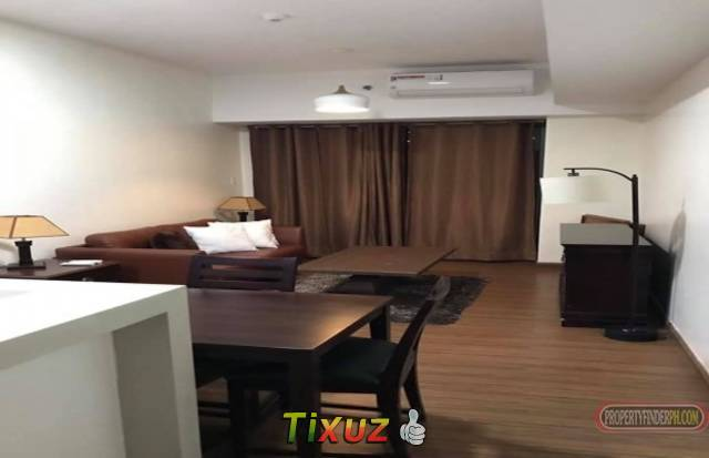 FOR LEASE/RENT: 1 Bedroom in Shang Salcedo Place