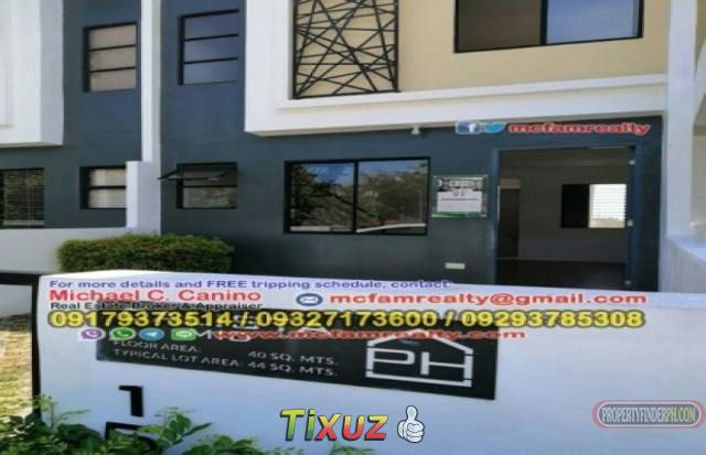 House and Lot For Sale in Tanza Cavite Phirst Park Homes Tanza