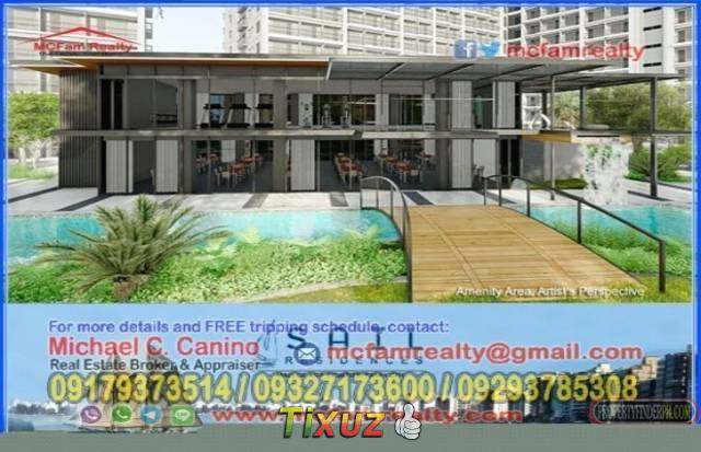 Preselling Condominium for Sale Near Mall of Asia - Sail Residences