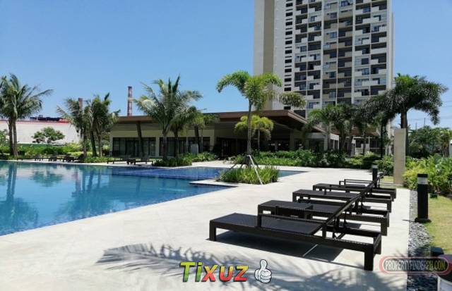 Studio Deluxe/1 Bedroom Unit with Balcony for rent at East Bay Residences by Rockwell Primaries.