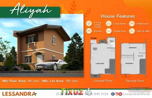 FOR SALE!! House & Lot with BIGGER LOT SPACE