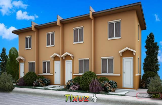TOWNHOUSE FOR SALE FOR ONLY P5K PER MONTH!