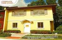Affordable house and lot for sale in Bogo - Dani House Unit