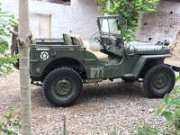 Willys M38 1960