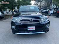 Toyota Land Cruiser ZX 2011