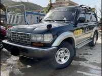 Toyota Land Cruiser VX Limited 4.2D 1994