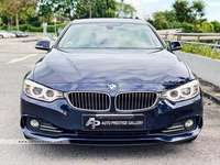 BMW 4 Series 428i Gran Coupe Sunroof