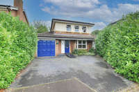 4 bedroom detached house for sale in Cranfield Place, Somersham, PE28