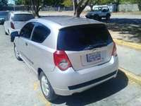 Chevrolet Aveo Speed 2011 Sincronico