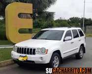 Jeep Grand Cherokee Limited 4x4 año 2005 sin detalles full equipo